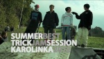 Summer Best Trick Session Karolinka 2012 - freeski