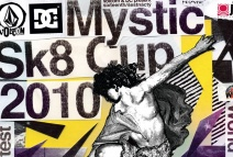 Mystic Skate Cup 2010 - warm up